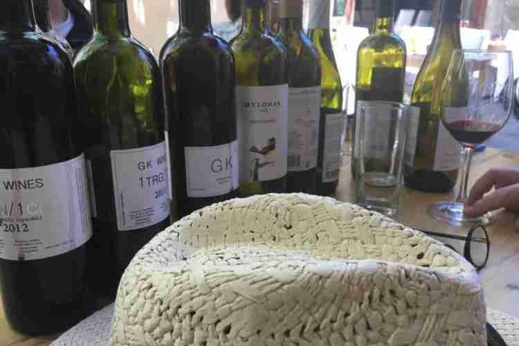 Cretan Wines Tasting tour