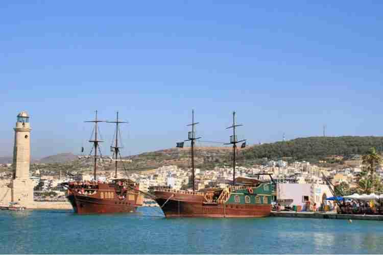 Tour Services in Crete