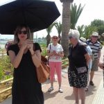 Joanna Kalypso Glyptis licened tour guide