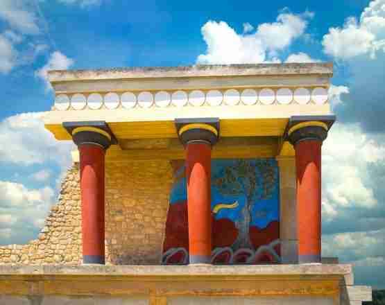 ariadned pasiphae knossos crete tours