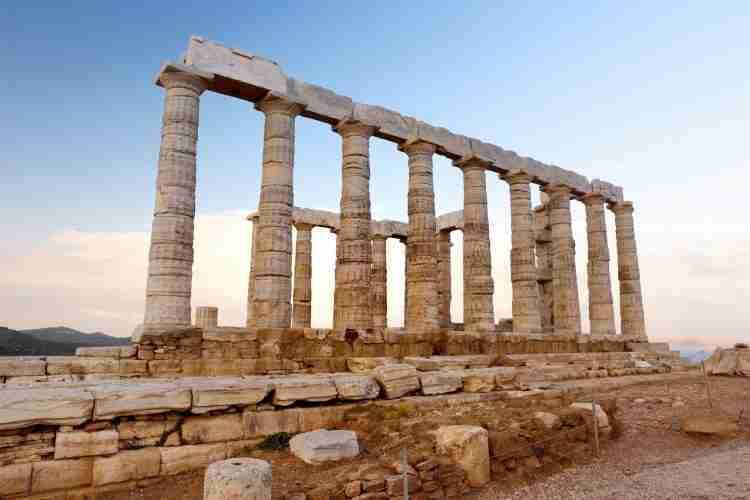 Greek history in a nutshell